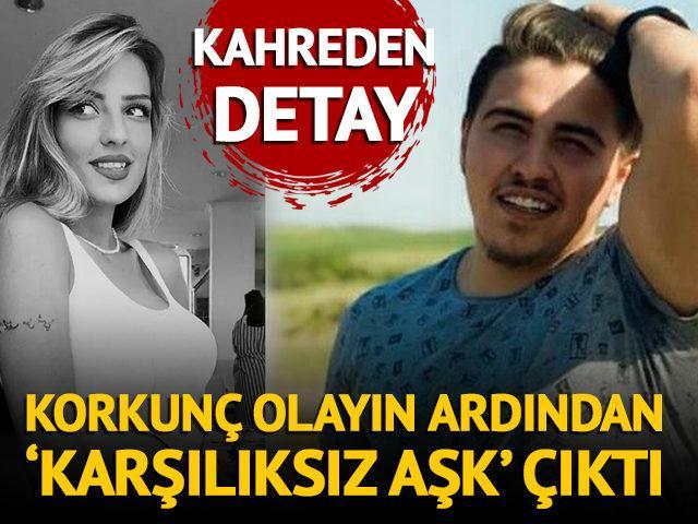 Cinayetin ardından 'karşılıksız aşk' çıktı! Kahreden detay: Sena evlilik hazırlıkları yapıyormuş