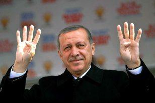 Cumhurbaşkanı Erdoğan sonunda gitti