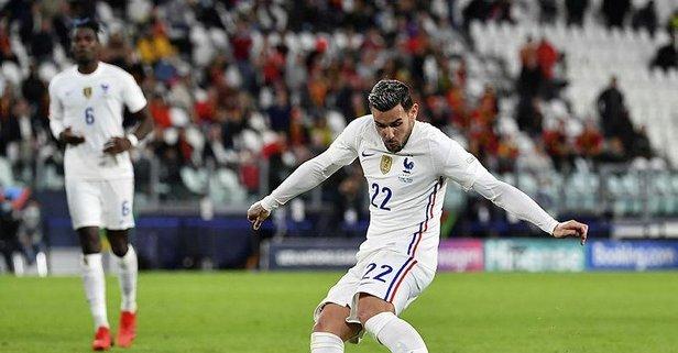 Fransa UEFA Uluslar Ligi şampiyonu oldu