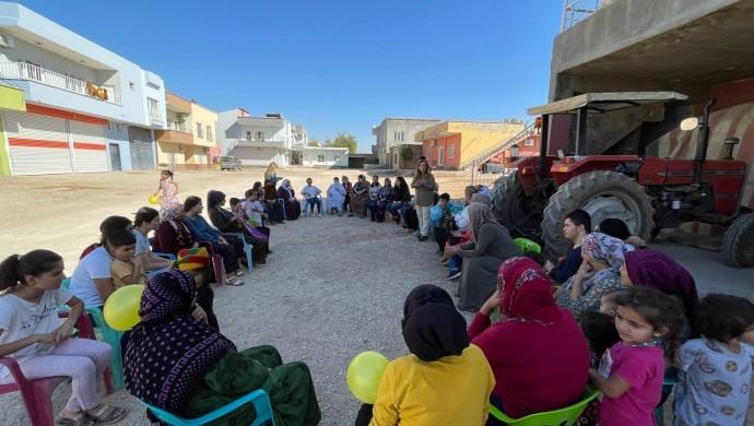 Mardin'de kadınlardan miting çağrısı