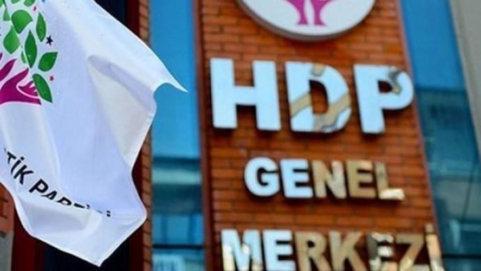 HDP'den Bahçeli'ye: Kapatman gereken senin kin ve nefret kusan ağzındır