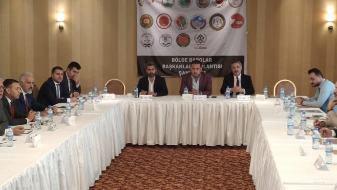 Bölge baroları: Kürt meselesi demokratik zeminde çözülmeli